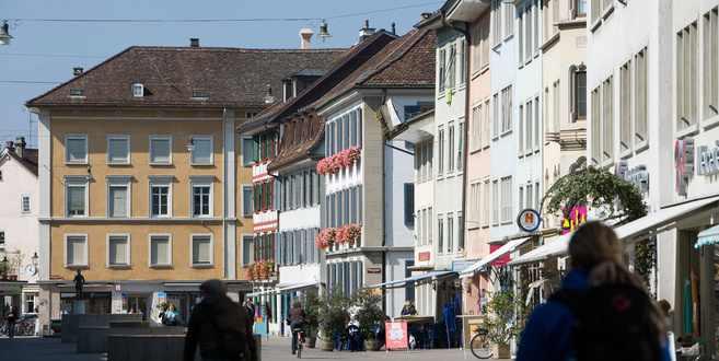 Steinberggasse, Altstadt