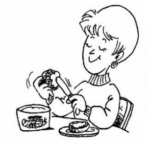 Eating Cartoon 2