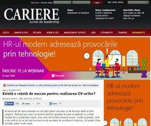 Interviu Aura Ipate centrul de limbi straine A_best in Cariereonline.ro