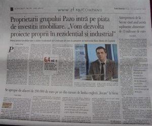 Se apropie de afaceri de 200.000 de euro