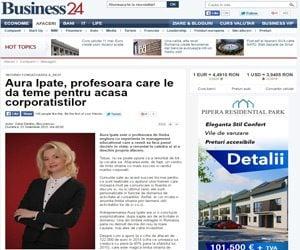 Interviu Centrul de Limbi Străine A_BEST in Business24.ro