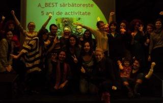 Aniversare de 5 ani Centrul de Limbi Straine A_BEST