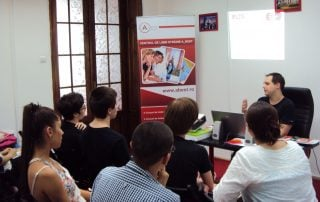 Workshop IELTS la Centrul de Limbi Strain A_BEST