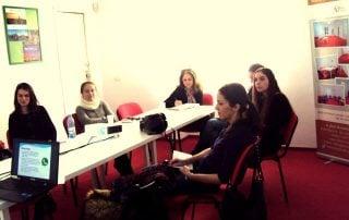 Workshop despre utilizarea tehnologiei la orele de curs