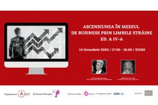 Ascensiunea in mediul de business prin limbile straine ed a IV-a