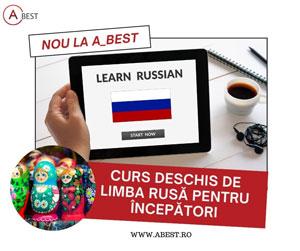 Curs de rusa pentru incepatori